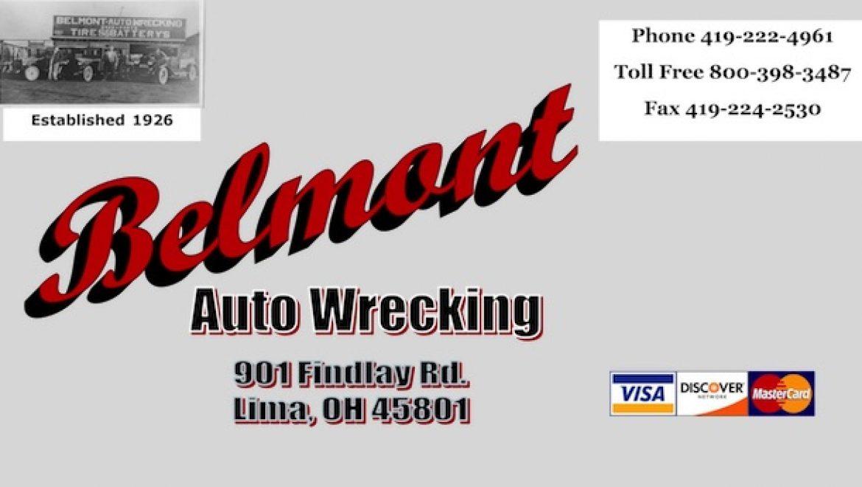 Belmont Auto Wrecking